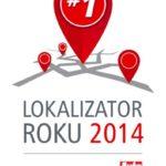 MobiParking nagrodzony Lokalizatorem Roku 2014