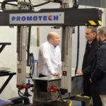 Automaty spawalnicze Promotechu jadą na Wschód i na Zachód