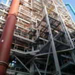 Konstrukcja stalowa białostockiej spalarni gotowa