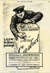 100 lat współpracy Castrol-Ford: reklama Castrol do dystrybutorów