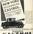 Castrol i Ford – razem od 100 lat