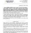 Zarząd ADMIRAL BOATS podjął uchwałę w sprawie emisji obligacji