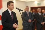 Podpisanie porozumienia_Minister MAiC Andrzej Halicki.JPG