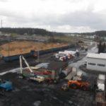 Barter SA. Rozbudowa terminalu i pierwszy kontener na Wschód