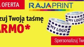 Personalizacja jeszcze bardziej korzystna BIZNES, Firma - Usługa RAJAPRINT w majowej promocji