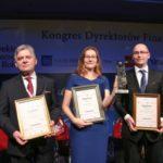 Szefowa finansów firmy WAWRZASZEK ISS została Dyrektorem Finansowym Roku