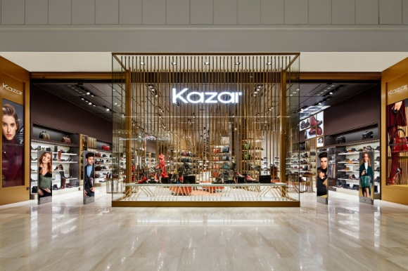 Kazar prezentuje nowy koncept salonów BIZNES, Firma - Nowy koncept salonów