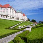 Park-M przywróci splendor Ogrodom Dolnym Zamku Królewskiego w Warszawie