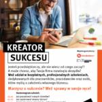 Kreator sukcesu. Szkolenia i konkurs dla przedsiębiorczych w Bytomiu