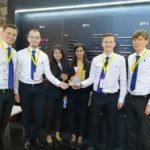 Polska firma po raz pierwszy na targach INDEX Mumbai Indie
