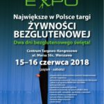 Firma Konspol na targach Gluten Free Expo