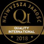 Złote Godło QI i tytuł Najwyższa Jakość Quality International dla NEONET