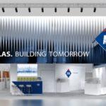 ATLAS na targach budowlanych BAU MUNCHEN 2019