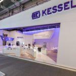 Dwa stoiska firmy KESSEL na targach ISH