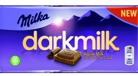 Nowa czekolada jakiej jeszcze nie było – Milka darkmilk! BIZNES, Firma - W życiu nic nie jest tylko czarne albo białe.