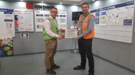 Brąz dla magazynu DB Schenker w Bydgoszczy BIZNES, Firma - Magazyn logistyczny DB Schenker w Bydgoszczy został wyróżniony za doskonałość operacyjną – uzyskał status bronze zgodnie z korporacyjnym standardem XSITE.