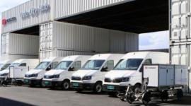 Zrównoważona logistyka BIZNES, Firma - DB Schenker, wiodący dostawca usług logistycznych, otwiera swoje pierwsze niskoemisyjne centrum dystrybucyjne w Oslo.
