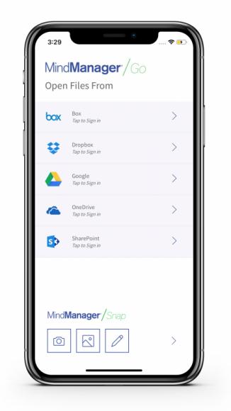 Oprogramowanie MindManager 2020 łączy ludzi, dane i platformy BIZNES, Firma - Oprogramowanie MindManager 2020, służące do wizualnego zarządzania projektami, oferuje aktualizacje najważniejszych funkcji oraz nowe narzędzia pozwalające użytkownikom i zespołom współpracować, mieć kontrolę nad danymi oraz korzystać z różnych platform