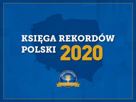 Najnowsza edycja Księgi Rekordów Polski 2020 już dostępna! Sprawdź! BIZNES, Firma - Już jest dostępna ‼ Najnowsza edycja Księgi Rekordów Polski 2020, która podsumowuje wszystkie ustanowione Rekordy Polski i rekordy Guinnessa, które odbyły się w kraju w minionym roku.