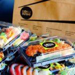 Pięć dalekobieżnych tras KOKU Sushi
