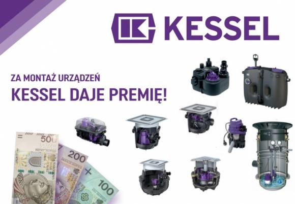 Zamontowany system małej infrastruktury KESSEL - premia dla instalatora BIZNES, Firma - Zamontowany system małej infrastruktury KESSEL to gwarantowana premia dla instalatora