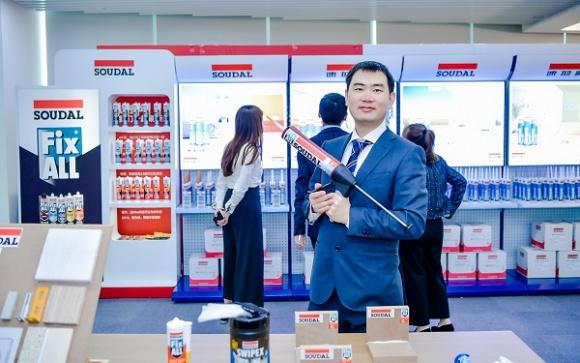 Soudal i Nippon Paint China ogłaszają partnerstwo strategiczne BIZNES, Firma - 22 kwietnia w Szanghaju belgijski koncern Soudal – światowy lider sektora chemii budowlanej – podpisał umowę o partnerstwie strategicznym z czołowym dostawcą materiałów wykończeniowych w Chinach, firmą Nippon Paint.