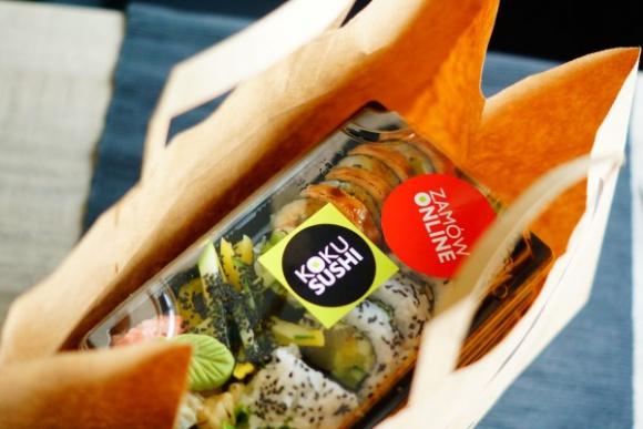 KOKU Sushi ma się dobrze. Sieć gastronomiczna, która przetrwała BIZNES, Firma - Z pierwszego starcia z pandemią największa polska sieć sushi barów KOKU Sushi wychodzi obronną ręką.