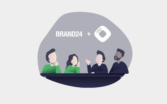 Monitoring Internetu w parze z pozycjonowaniem: Brand24 i Grupa iCEA łączą siły BIZNES, Firma - Dbając o swoją markę w sieci trzeba działać wielowymiarowo, gdyż dokładny research to pierwszy krok do planowania skutecznych kampanii marketingowych. Mając na uwadze powyższą zależność Grupa iCEA nawiązała współpracę z Brand24, na której bezpośrednio skorzystają klienci.