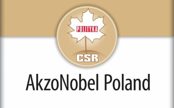 AkzoNobel nagrodzony Białym Listkiem CSR POLITYKI BIZNES, Firma - AkzoNobel znalazł się w prestiżowym gronie firm nagrodzonych Listkiem CSR POLITYKI. Przedsiębiorstwo otrzymało Biały Listek w uznaniu za zaangażowanie społeczne oraz wprowadzenie rozwiązań wspierających zrównoważony rozwój.