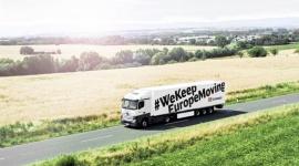 """Kampania DB Schenker #WeKeepEuropeMoving: Europa na drodze do """"nowej normalności BIZNES, Firma - Spójne działania w czasie kryzysu Covid-19 dzięki stabilnym procesom, bliskim relacjom z klientami i innowacyjnym rozwiązaniom • Wsparcie w powrocie do """"nowej normalności"""" • Ogólnoeuropejska kampania z optymistycznym sygnałem."""